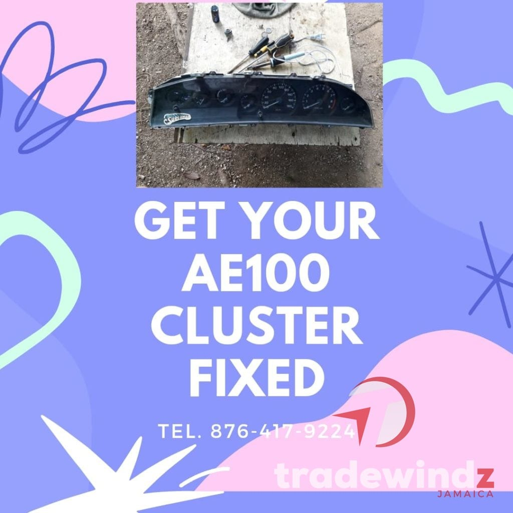 Fix Your AE100 Cluster