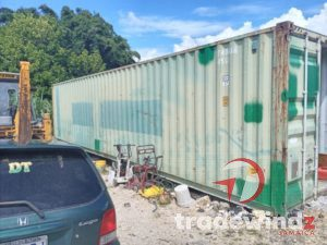 40ft shipping container AVAILABLE!